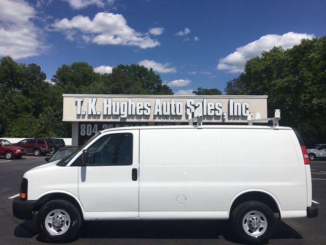2012 Chevrolet Express Cargo Van CARGO