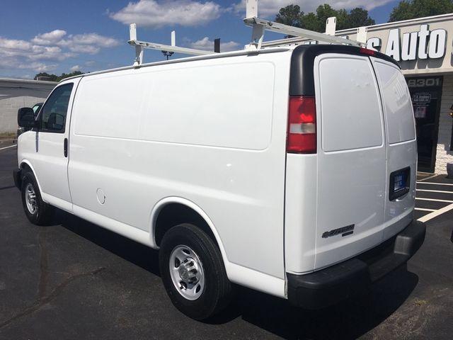 2012 Chevrolet Express Cargo Van CARGO in Richmond, VA, VA 23227