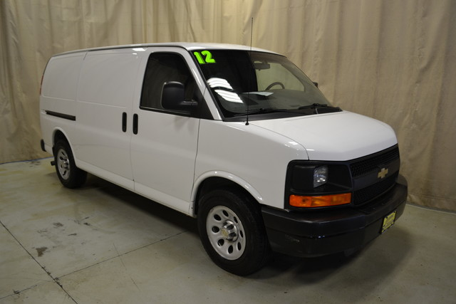 2012 Chevrolet Express Cargo Van awd All wheel drive