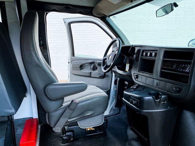 2012 Chevrolet Express Commercial Cutaway Work Van Madison, NC 29