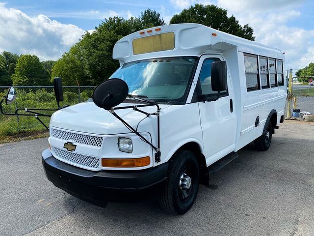 2012 Chevrolet Express Commercial Cutaway Work Van Madison, NC 5