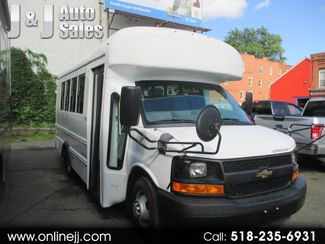 2012 Chevrolet Express Commercial Cutaway Work Van in Troy NY, 12182
