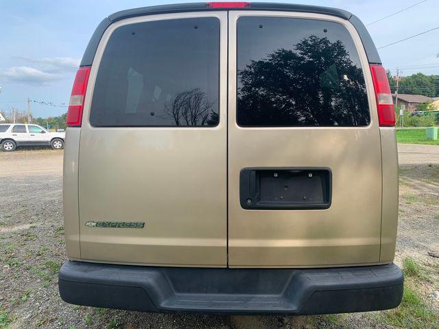 2012 Chevrolet Express Passenger 1LS Hoosick Falls, New York 3
