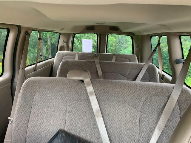 2012 Chevrolet Express Passenger 1LS Hoosick Falls, New York 5