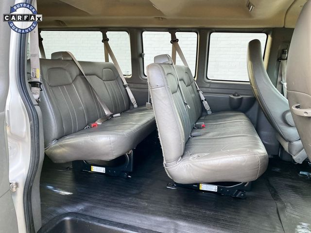 2012 Chevrolet Express Passenger 1LS Madison, NC 9