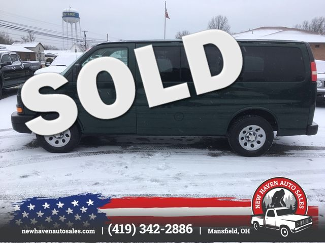 2012 Chevrolet Express Passenger 1LS in Mansfield, OH 44903