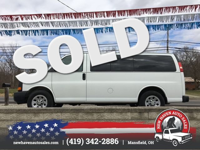 2012 Chevrolet 1500 Express Passenger 1LS 8 pass in Mansfield, OH 44903