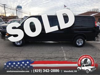 2012 Chevrolet 3500 Express Passenger 1LT 12 pass in Mansfield, OH 44903