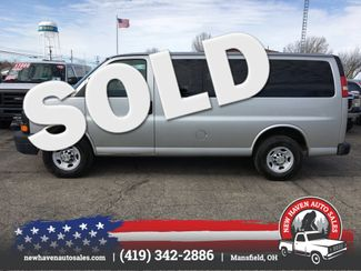 2012 Chevrolet Express Passenger 1LS 12 pass in Mansfield, OH 44903