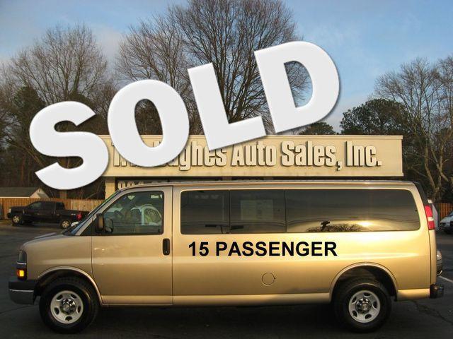 2012 Chevrolet Express Passenger 1LT Richmond, Virginia 0