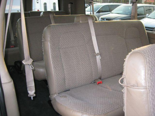 2012 Chevrolet Express Passenger 1LT Richmond, Virginia 14