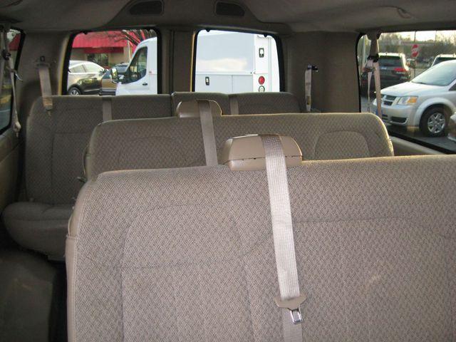 2012 Chevrolet Express Passenger 1LT Richmond, Virginia 15