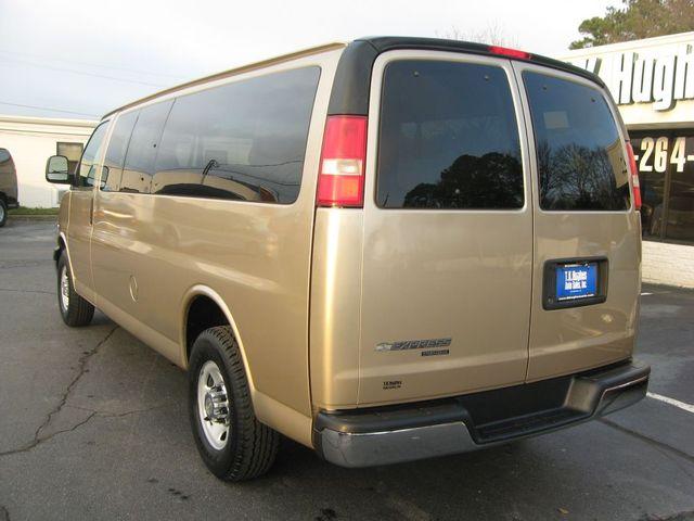 2012 Chevrolet Express Passenger 1LT Richmond, Virginia 7