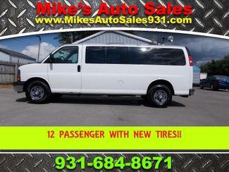 2012 Chevrolet Express Passenger 1LT Shelbyville, TN