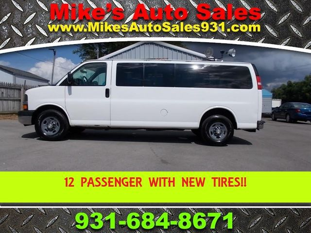 2012 Chevrolet Express Passenger 1LT Shelbyville, TN