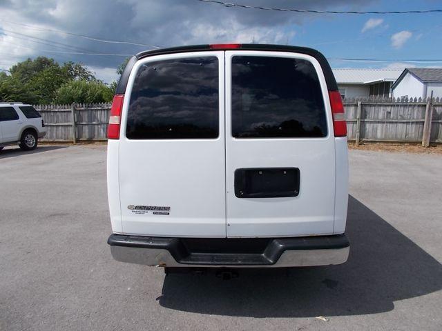 2012 Chevrolet Express Passenger 1LT Shelbyville, TN 13