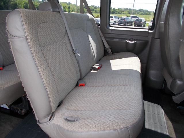2012 Chevrolet Express Passenger 1LT Shelbyville, TN 21