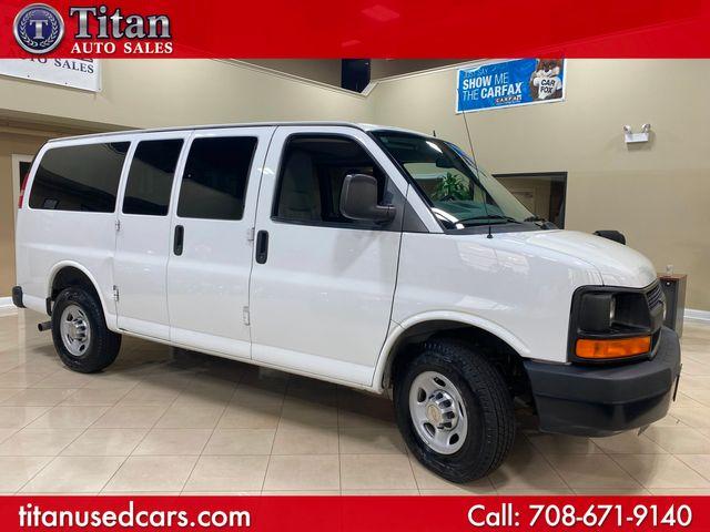 2012 Chevrolet Express Passenger 1LS