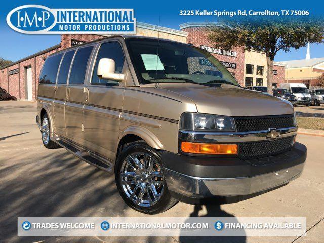 2012 Chevrolet G1500 Vans Express