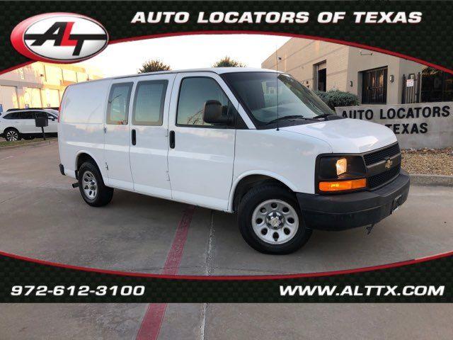 2012 Chevrolet Express Cargo Van Express in Plano, TX 75093