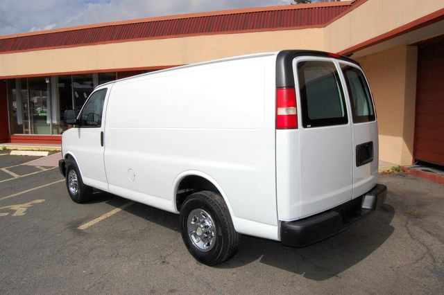2012 Chevrolet G2500 Cargo Van Charlotte, North Carolina 3