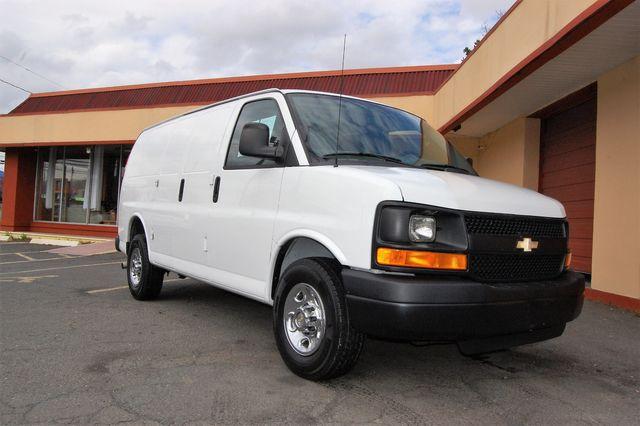 2012 Chevrolet G2500 Cargo Van Charlotte, North Carolina 1