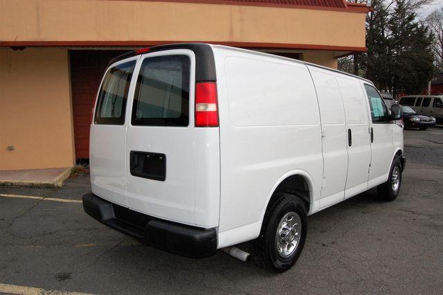 2012 Chevrolet G2500 Cargo Van Charlotte, North Carolina 2