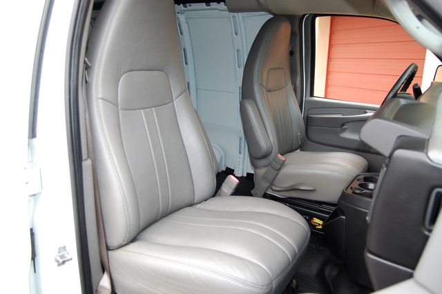 2012 Chevrolet G2500 Cargo Van Charlotte, North Carolina 7