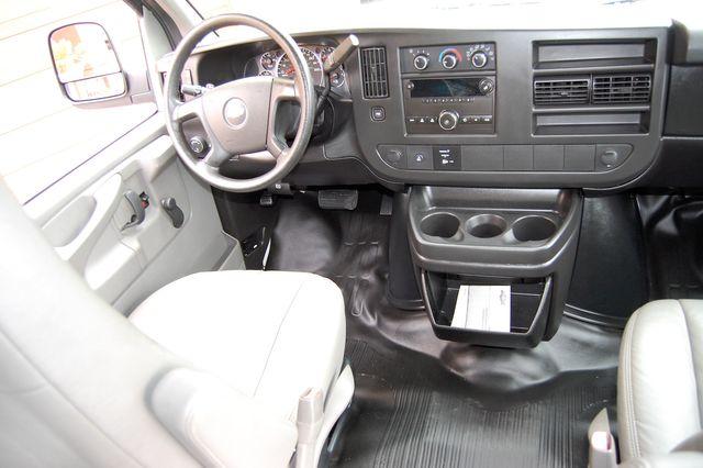 2012 Chevrolet G2500 Cargo Van Charlotte, North Carolina 15