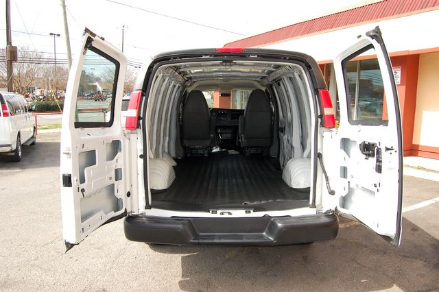 2012 Chevrolet G2500 Cargo Van Charlotte, North Carolina 10