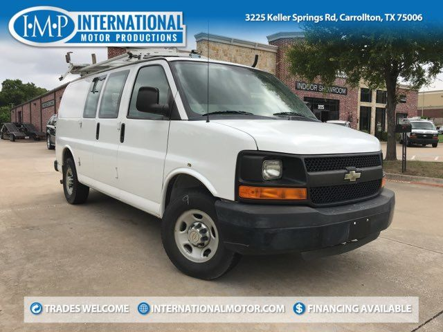 2012 Chevrolet 2500 Express Express in Carrollton, TX 75006