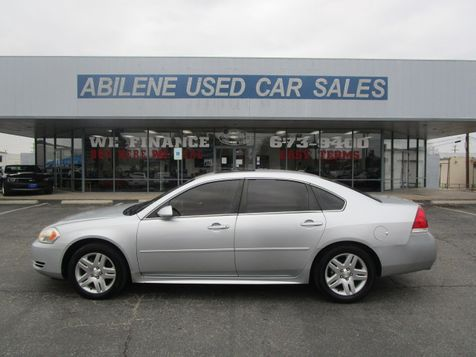 2012 Chevrolet Impala LT Fleet in Abilene, TX