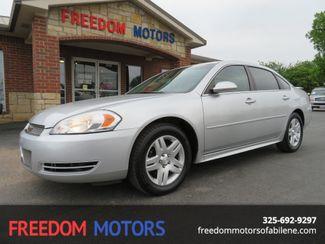2012 Chevrolet Impala LT  | Abilene, Texas | Freedom Motors  in Abilene,Tx Texas