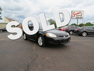 2012 Chevrolet Impala LTZ Batesville, Mississippi