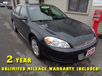 2012 Chevrolet Impala LT Retail in Brockport NY, 14420