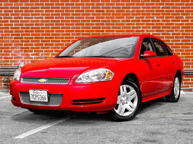 2012 Chevrolet Impala LT Fleet Burbank, CA 1