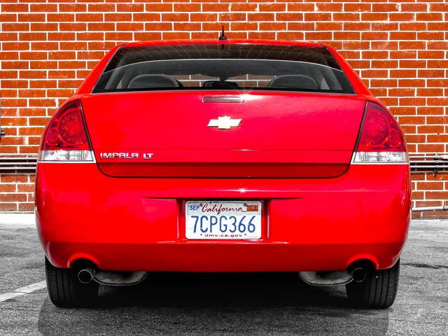 2012 Chevrolet Impala LT Fleet Burbank, CA 3