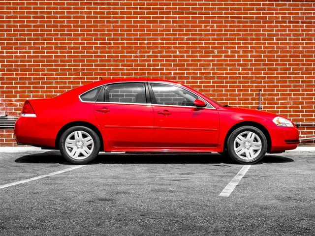 2012 Chevrolet Impala LT Fleet Burbank, CA 6