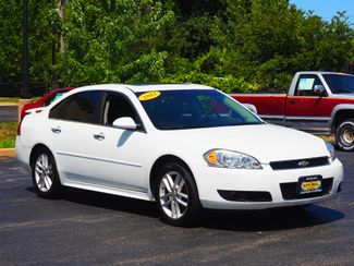 2012 Chevrolet Impala LTZ | Champaign, Illinois | The Auto Mall of Champaign in Champaign Illinois