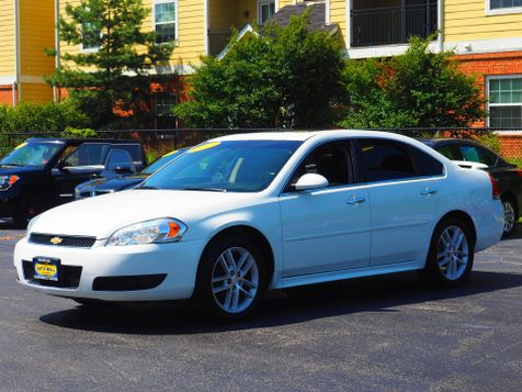 2012 Chevrolet Impala LTZ | Champaign, Illinois | The Auto Mall of Champaign in Champaign, Illinois