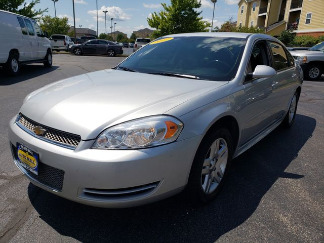 2012 Chevrolet Impala LT Retail | Champaign, Illinois | The Auto Mall of Champaign in Champaign Illinois