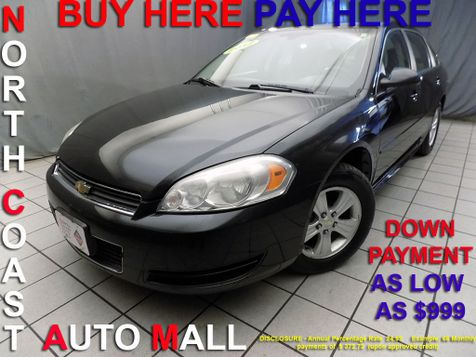 2012 Chevrolet Impala LS Fleet As low as $999 DOWN in Cleveland, Ohio