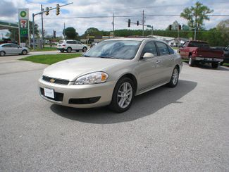 2012 Chevrolet Impala LTZ in Coal Valley, IL 61240