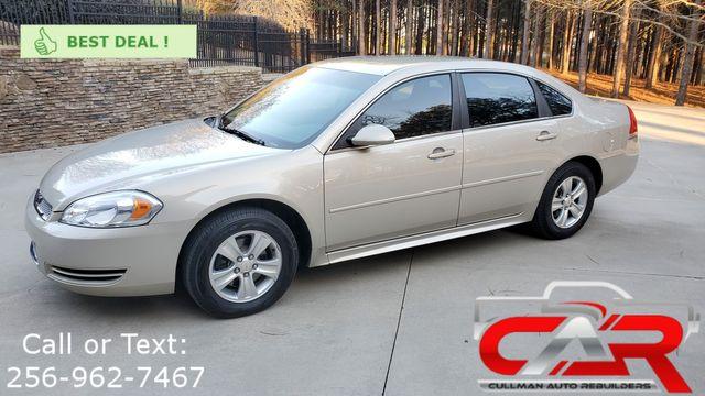 2012 Chevrolet Impala LS