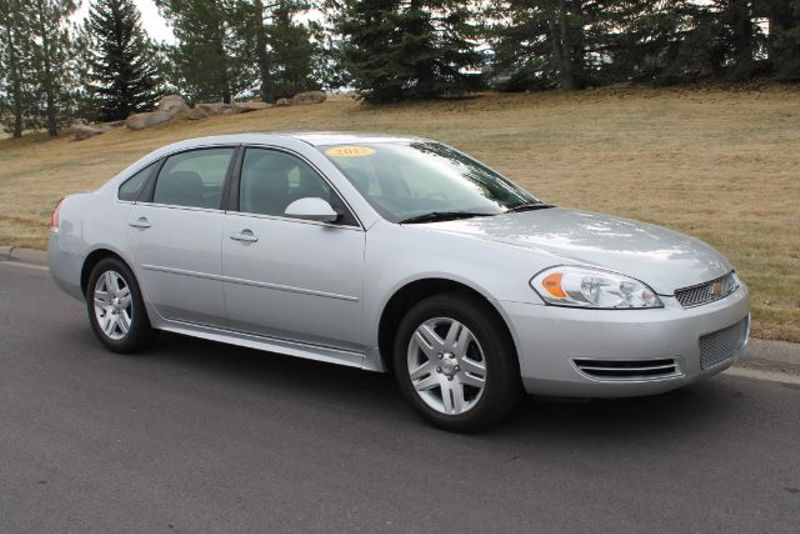 2012 Chevrolet Impala LT Fleet  city MT  Bleskin Motor Company   in Great Falls, MT