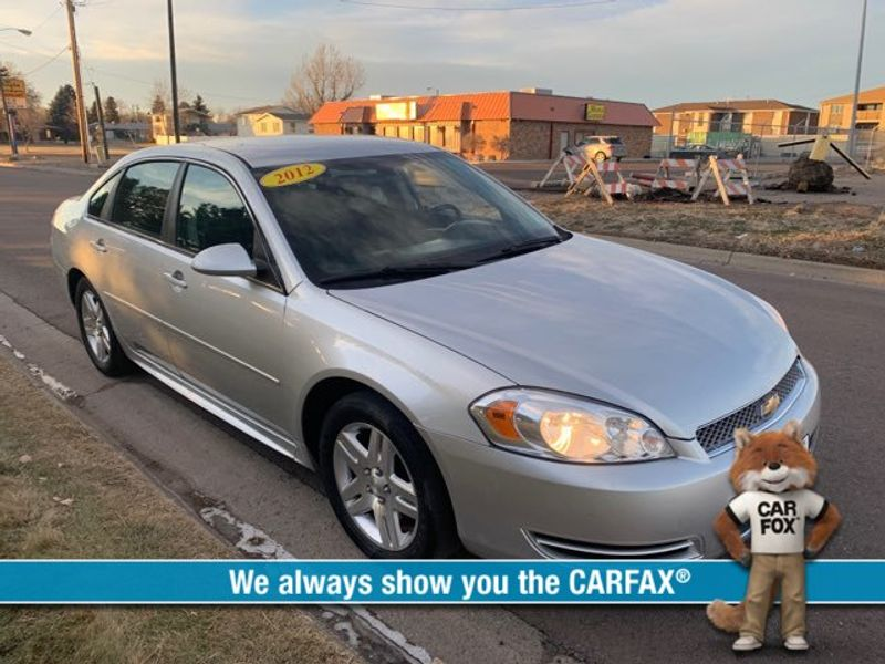 2012 Chevrolet Impala LT  city MT  Bleskin Motor Company   in Great Falls, MT