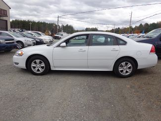 2012 Chevrolet Impala LS Fleet Hoosick Falls, New York