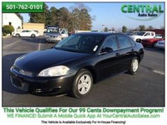 2012 Chevrolet Impala LS Fleet | Hot Springs, AR | Central Auto Sales in Hot Springs AR