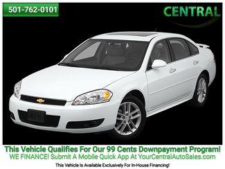 2012 Chevrolet Impala LTZ | Hot Springs, AR | Central Auto Sales in Hot Springs AR