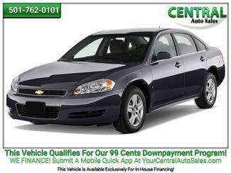 2012 Chevrolet Impala LT Fleet | Hot Springs, AR | Central Auto Sales in Hot Springs AR